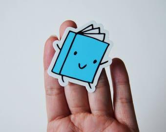 NonFiction Book Sticker