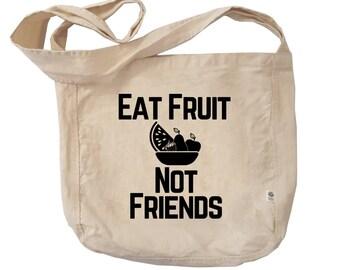 Eco Friendly Reusable Grocery Bag | Printed Tote Bag | Vegan Tote Bag | Grocery Tote Bag | Vegan Bag | Vegan Tote | Shopper Bag