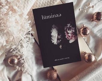 Luminae, signed by author