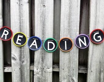 Reading Classroom banner