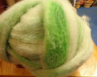 Spring Fun Lambs Wool Roving