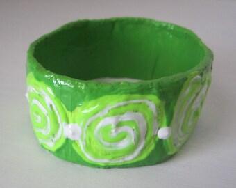 Bloop Painted Bangle Bracelet