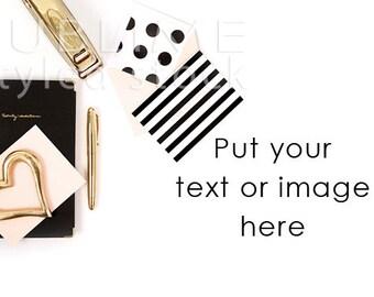 Styled Stock Photography / Mockup / Product Photography / Desktop / Flatlay / Staged Image / Blog Stock / Social Media / StockStyle-792