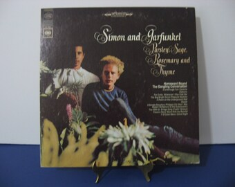 Simon & Garfunkel - Parsley, Sage, Rosemary And Thyme - Circa 1966