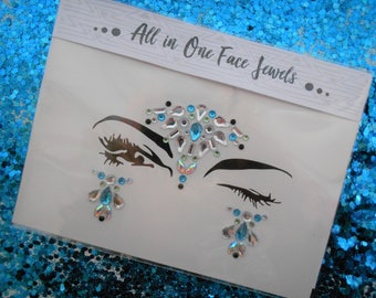 Festival Self-Adhesive Face Jewels BF013