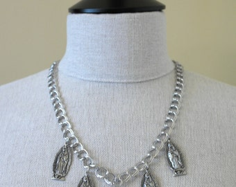 Necklace - Celebrating Our Lady