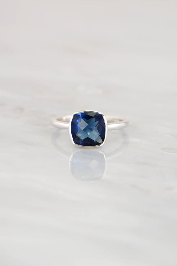 products sapphire gold september black filled blue rings birthstone vintage male jewelry fashion ring for bamos wedding quality oval high