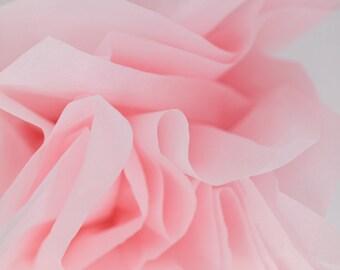 Light Pink Tissue Paper 24 Sheets | Blush Tissue Paper Bulk | Pale Pink Tissue Sheet | Pastel Pink Tissue Paper | Blush Wedding | Dusty Rose