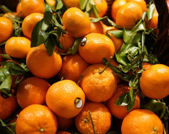 Oranges of Eataly Print - New York City Street Photography