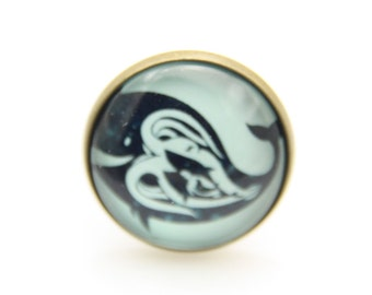 Whale ring (2020B)