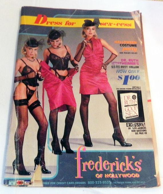 Sex in fredricks lingerie