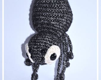 Agatha Spider (pattern by Lalylala)
