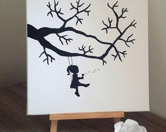 "fingerprint tree ""bubble of happiness"" birthday, baptism..."