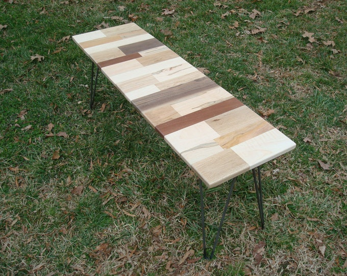 Coffee Table Wood Bench Reclaimed Wood Bench Unframed Coffee Table