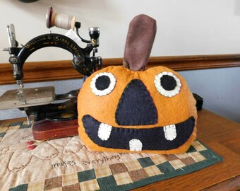 Happy Jack, FAAP, Folk, Halloween, Fall, Autumn Decor.