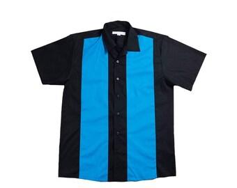 Retro Bowling Shirt RICHARD