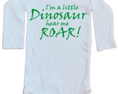 I'm a little Dinosaur...