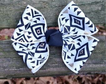 Square Hair Bow (3.5 inch)