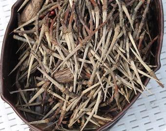 Thorns Natural findings, dried poplar vase filler, Halloween decor vase filler, dry tulip poplar large thorns, prickly sticks for assemblage