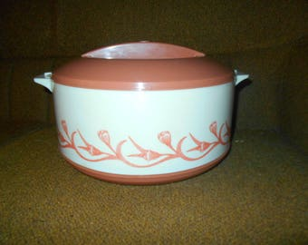 Vintage Cozette by Milton, Casserole and Hot Foods Travelling Container
