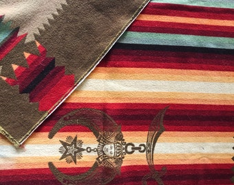 Vintage Middle eastern blanket