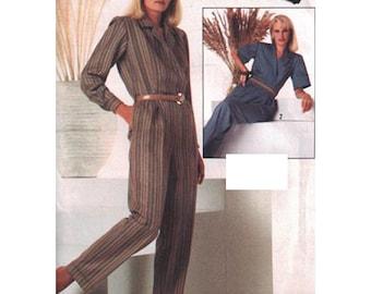 Simplicity Sewing Pattern 7032 Misses' Jumpsuit   Size:  6,8  Uncut