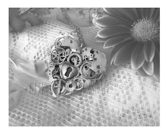 Grayscale coloring pages for adults : Grayscale steampunk etsy
