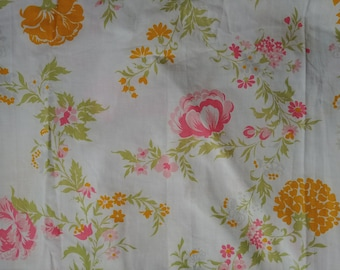 Vintage twin fitted sheet