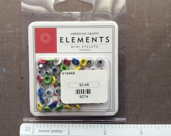 Mini eyelets (Primaries)