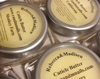 Seasonal Cuticle Butter
