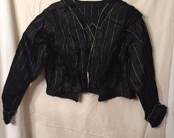 Victorian womans blouse