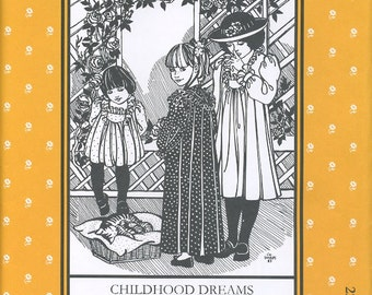 Childhood Dreams, Folkwear Pattern 225