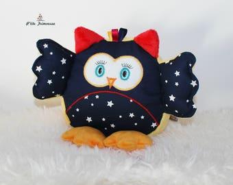 OWL pillow plush musical.