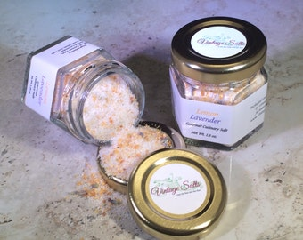 Lemon Lavender Sea Salt