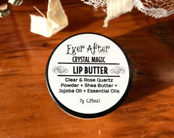 Crystal Magic Lip Butter