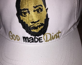 ODB hand-painted dad hat