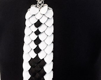 Scale tie - chain fashion fashion of extraordinaire - dragons Chain®