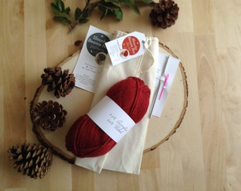 Slouchy Beanie D.I.Y. Kit Gift READY To SHIP Buy 3 Get 1 FREE