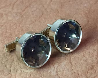 Swank Gear Steampunk Cuff Links