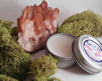Witch Tea Solid Perfume - Solid Perfume - Earthy Scent - Witch Perfume - Spiced Tea Scent - Fall Tea Scent - Witchy Fragrance - Earthy Spice