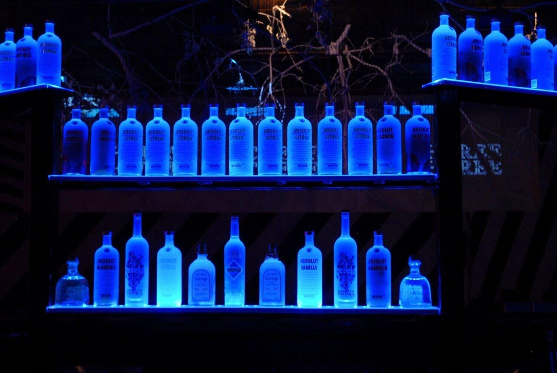 39 estantes de pared montaje LED iluminado estante para