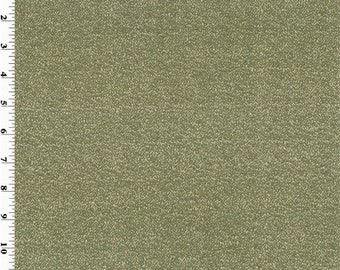 Green Texture Print Brushed Momie Home Decorating Fabric, Fabric By The Yard