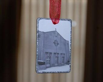 Ornament - St. Ethelreda Church, Chicago (vertical)