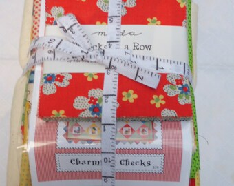 KIT - for Ducks in a Row Baby Quilt includes everything needed in one box.