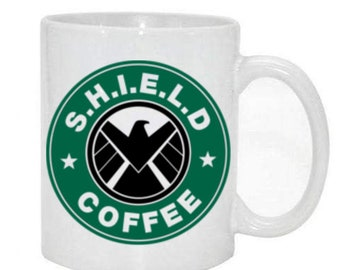 Agents of Shield - Coffee - Mug
