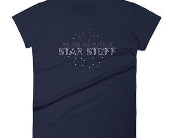 Star Stuff Fitted short sleeve t-shirt