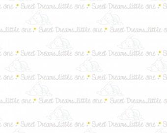 Disney Dumbo - Sweet Dreams Dumbo Nursery Script from Springs Creative