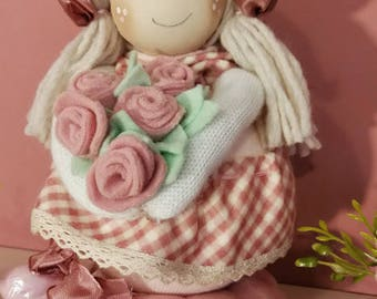 Doll IN Fabric