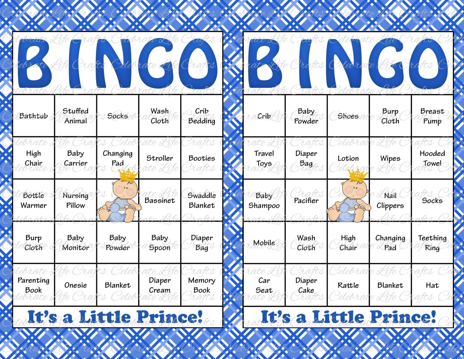 60 baby shower bingo cards printable party baby boy zoom solutioingenieria Gallery