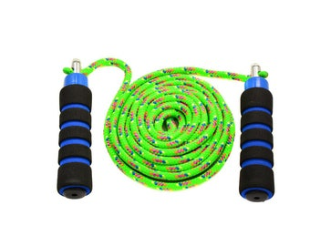 Jump Rope, 7ft Green